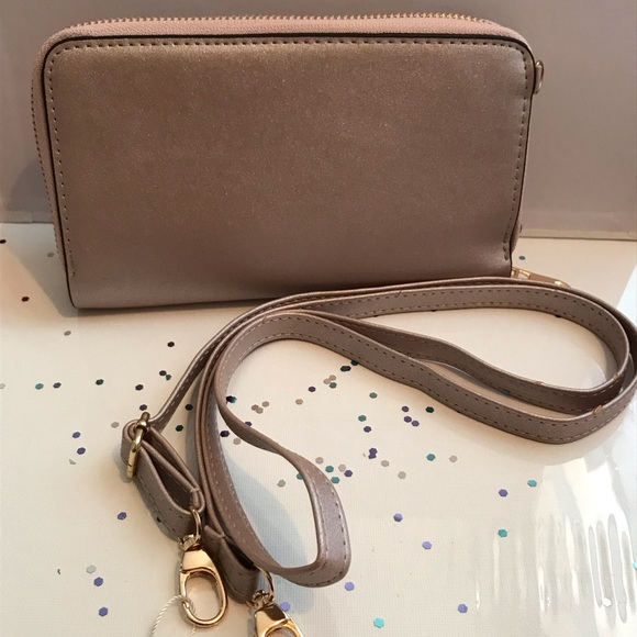 Marshalls Handbags - Wallet purse with attachable straps